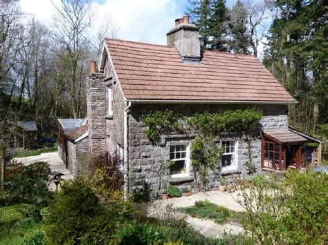 stone cottage home plans the romantic waterfall cottage in wales small house bliss