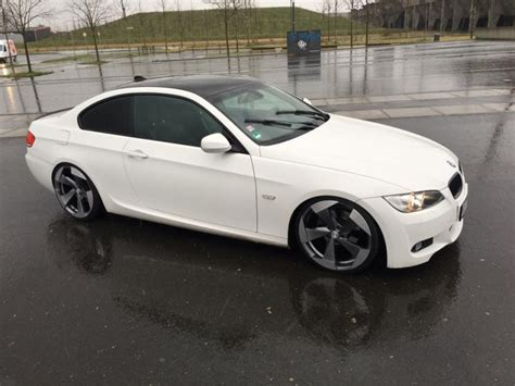 bmw 320d tuning stilvoll ml concept bmw 320d e92 coupe in wei 223