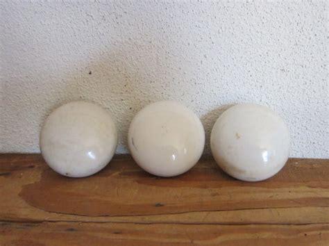 Enamel Door Knobs antique white enamel door knobs handles by