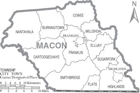 Macon County Records Macon County Carolina History Genealogy Records