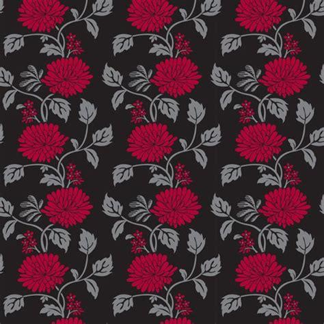 Wallpaper Sticker Flower 10m by Black Chrysanthemum Flower Self Adhesive Wallpapers