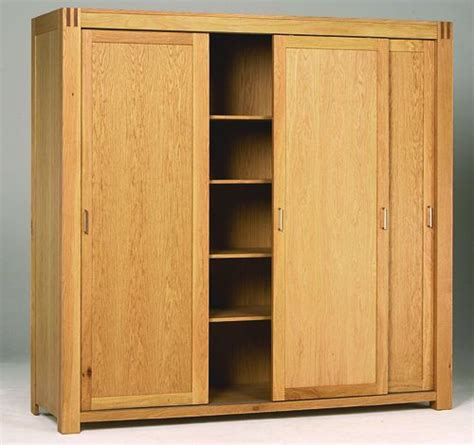 Sliding Door Oak Wardrobe by Traditional Wardrobe Door Oak