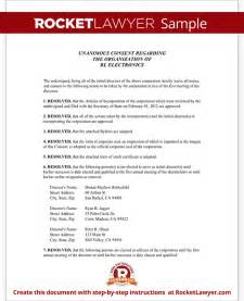 Board Meeting Resolution Template by Board Resolution Template Board Of Directors Resolution