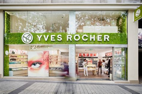 Shoo Yves Rocher yves rocher flagship store by workshop 187 retail design
