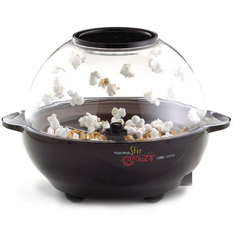 west bend stir crazy popcorn popper walmart com
