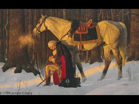 Washington At Valley Forge george washington at valley forge