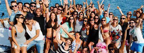 valencia boat party valencia spain valencia boat party from 31