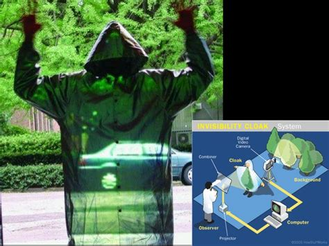Invisibility Cloak My Most Awaited Invention by What Is Pechakucha And Why Are We Talking About