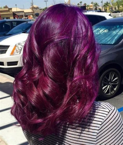 purple rinse hair dye for dark hair relaxer 17 best ideas about shades of brown hair on pinterest