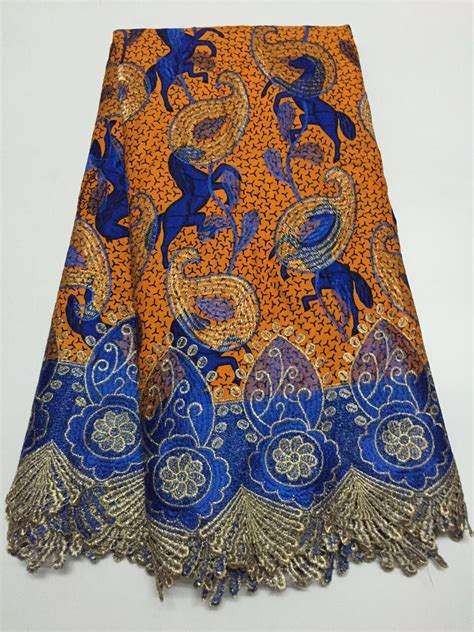 2015 new design wax print fabric african ankara ankara dress african embroidery wax lace fabric guipure cord design