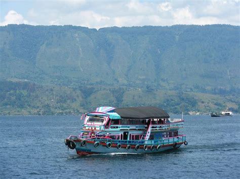 ferry lake toba danau toba ferry photo