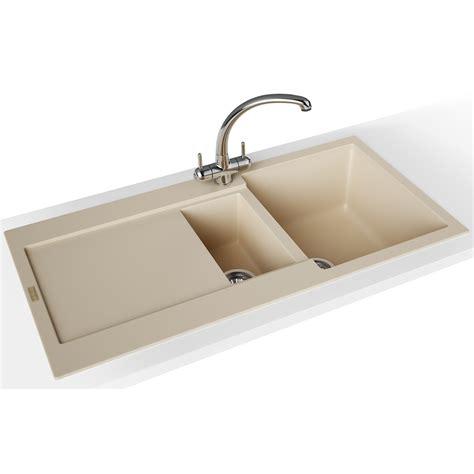 Frankie Kitchen Sinks Franke Maris Propack Mrg 651 Fragranite Coffee Sink And Tap 114 0067 731
