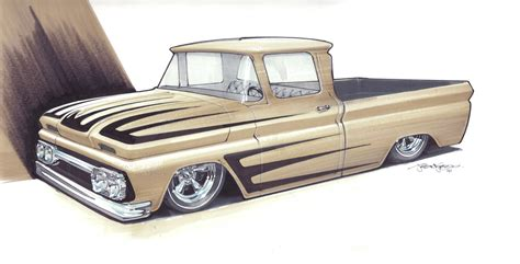 old cars drawings lowrider trucks drawings www imgkid com the image kid