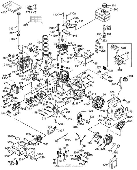 parts diagrams tecumseh lh195sp 67514d parts diagram for engine parts list