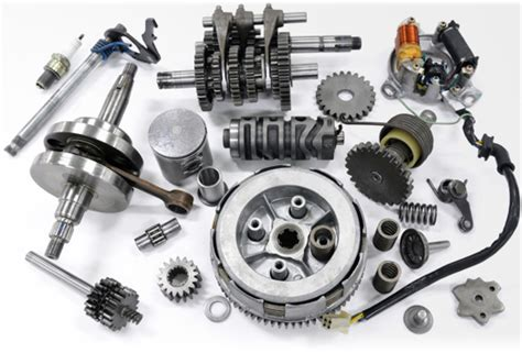 Bike Parts Motorrad by The Magic Oem Motorcycle Parts Modern Thrill