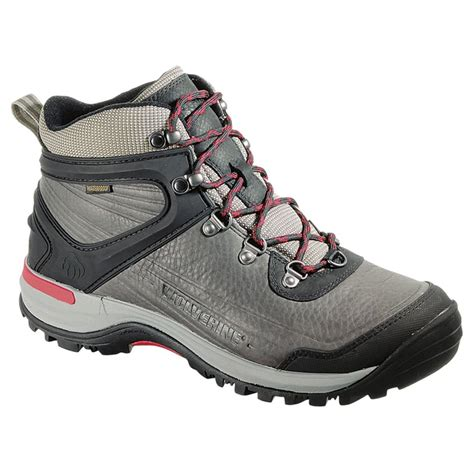 wolverine hiking boots s wolverine 174 impact waterproof hiking boots 584169