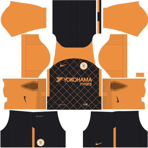 chelsea kit dls 2017 dream league soccer kits nike dls16 fts by georgio ferreira