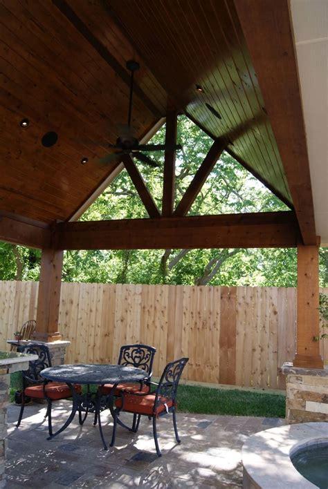 Pecan Grove Patio Cover & Kitchen   Texas Custom Patios