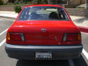 1994 Toyota Mpg 1994 Toyota Tercel Overview Cargurus