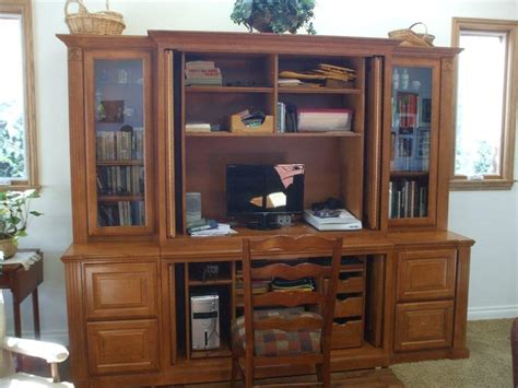 21 Wonderful Office Furniture Built In Cabinets Yvotube Com Home Office Built In Furniture
