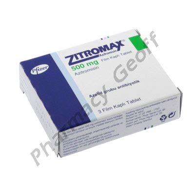 Obat Azithromycin Generik Zitromax 500 Mg Dosis Diflucan 100