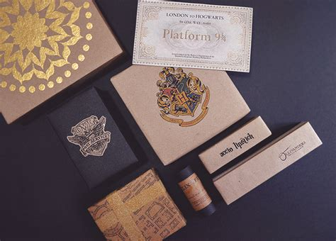 diy harry potter themed presents queen of all you see