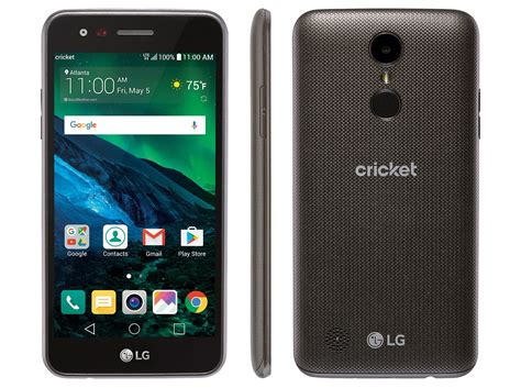 Cricket Cell Phone Number Lookup Lg Fortune Lands At Cricket Wireless With 5 Inch Display