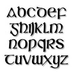 tattoo font generator irish lovely celtic font for over the washer dryer quot put it in
