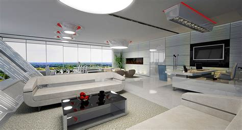 office space design scenic open office