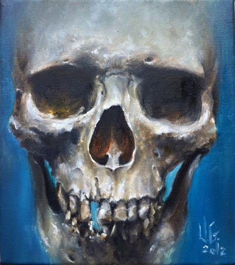 skull paint 3 by vangoghtattoo on deviantart
