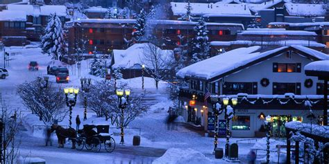 america s best towns for the holidays photos travel