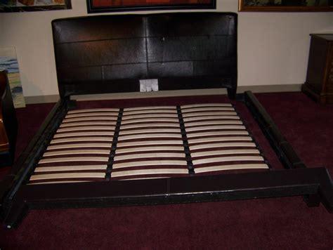 size leather headboard king size leather headboard frame