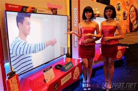 Tv Sharp Malaysia sharp launches new range of tvs in malaysia including 4k android tvs from rm4 699 lowyat net