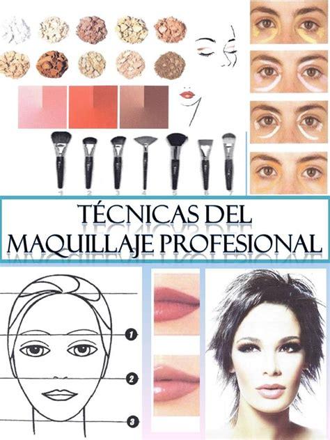 tcnicas de maquillaje profesional t 233 cnicas de maquillaje ojos cejas maquillaje profesional bs 1 500 00 en mercado libre