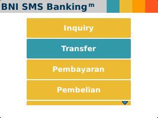 format sms banking antar bank bni cara transfer antar bank via bni sms banking blog sederhana