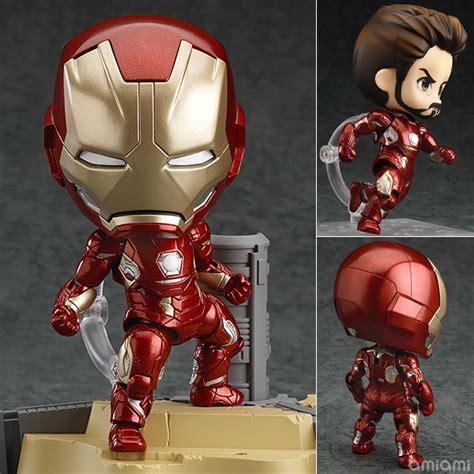 Figure Captain America Ironman Chibi iron chibi figure www pixshark images galleries with a bite