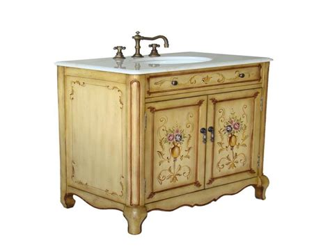 bloombety best french country bathroom vanity french
