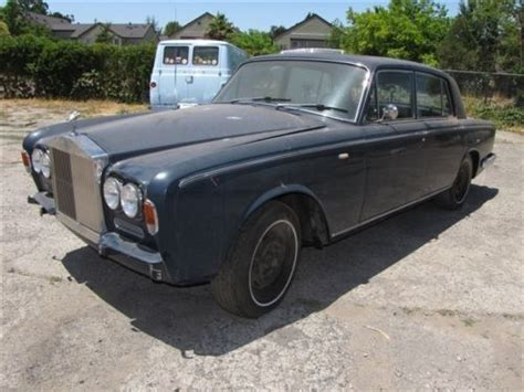 buy used 1967 rolls royce silver shadow project parts 100