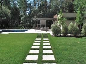 Residential Outdoor Lighting Contemporary Residential Garden Design