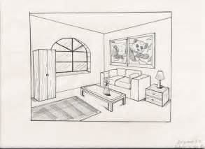 Sketch Of A Country Living Room Coloring Pages sketch template