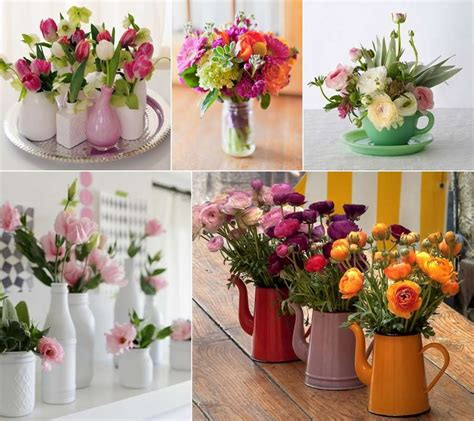 Flower Vase Ideas by 12 Beauteous Recycled Flower Vase Ideas