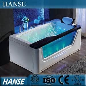 hs b002 clear acrylic bathtub glass bathtub price