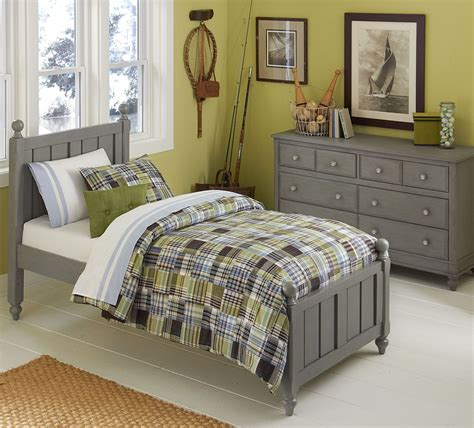 stone bedroom furniture lake house stone kennedy youth panel bedroom set from ne