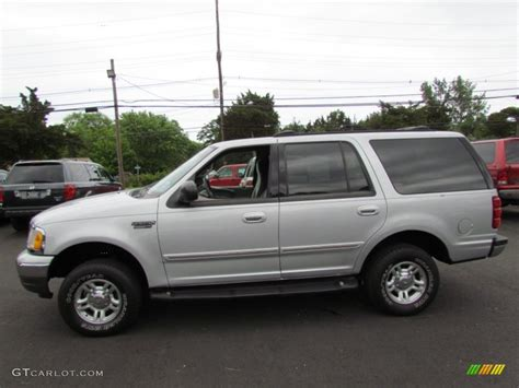 2001 Ford Expedition Xlt by Silver Metallic 2001 Ford Expedition Xlt 4x4 Exterior