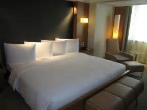 Singapore Hotel With King Size Bed Excellent Rooms Pity About The Service Grand Hyatt