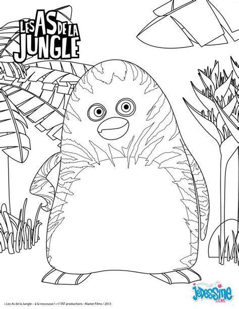 jungle bunch coloring pages the jungle bunch les as de la jungle a collection of