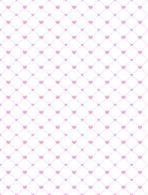 pink pattern background png deco hearts for backgrounds transparent png clip art image