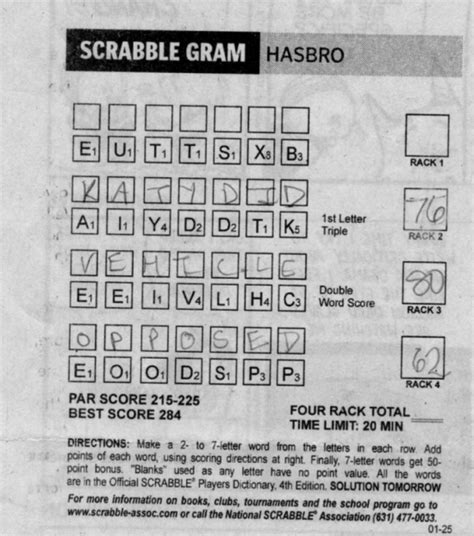 Scrabble Gram Really Pictures Collection On