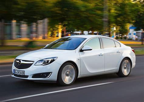 opel insignia sedan specs 2013 2014 2015 2016 2017