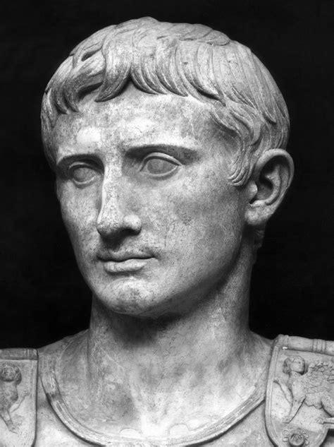 biography julius caesar caesar augustus roman emperor biography profile